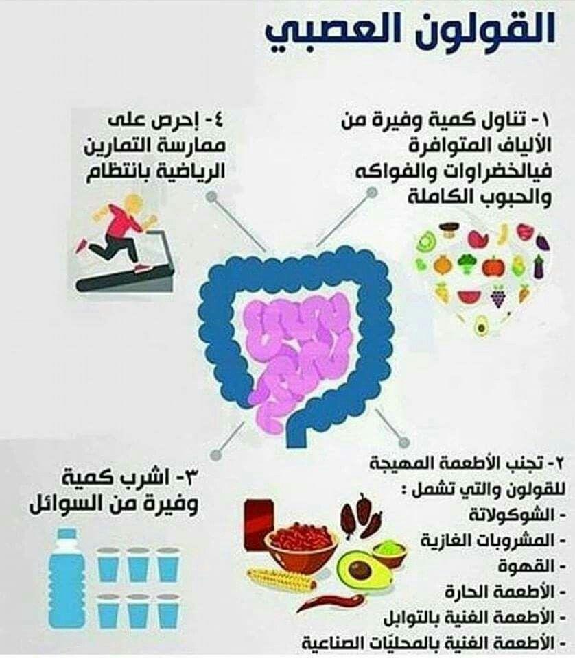 القولون العصبي Health Book Club Books Whatsapp Message