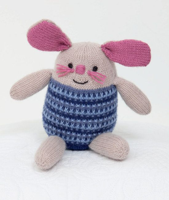 Mikey Mouse by Heather Granger in Patons Diploma Gold 4 Ply: http ...