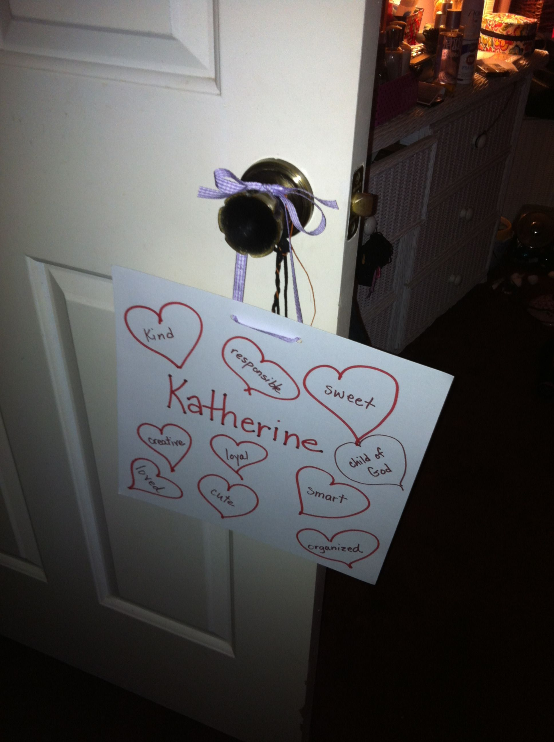 Best mom award goes to my mother! I love you! #valentine