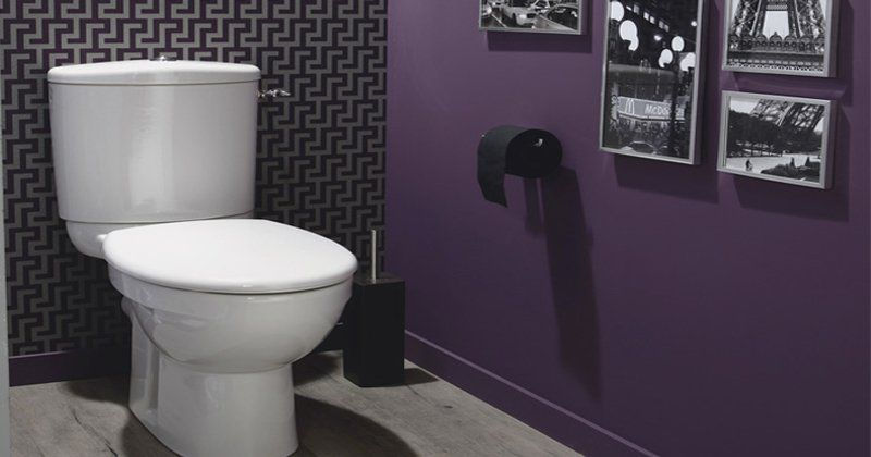 Déco toilette idée et tendance pour des wc zen ou pop déco