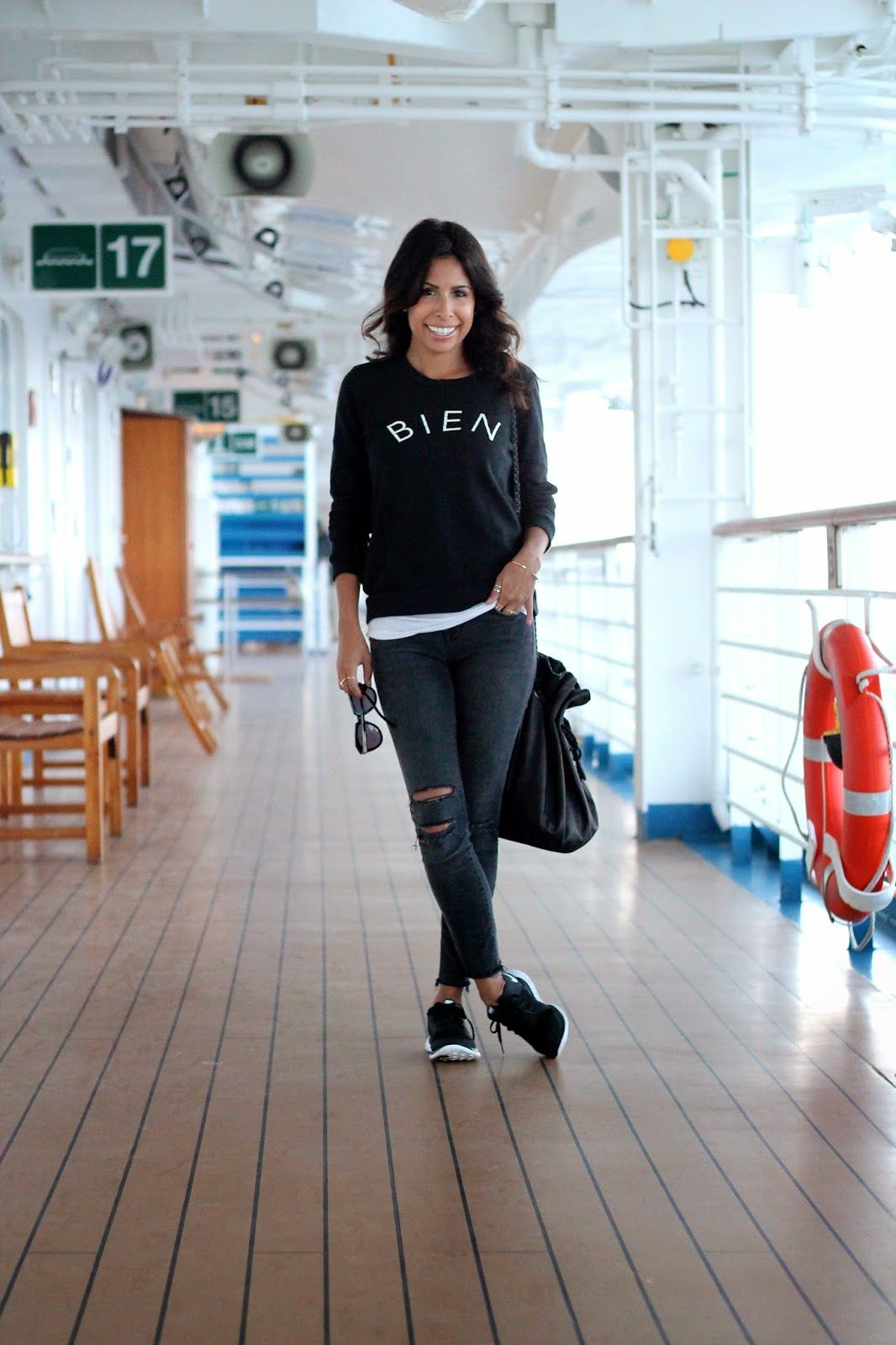 nike free shoes casual friday look jbrand how to