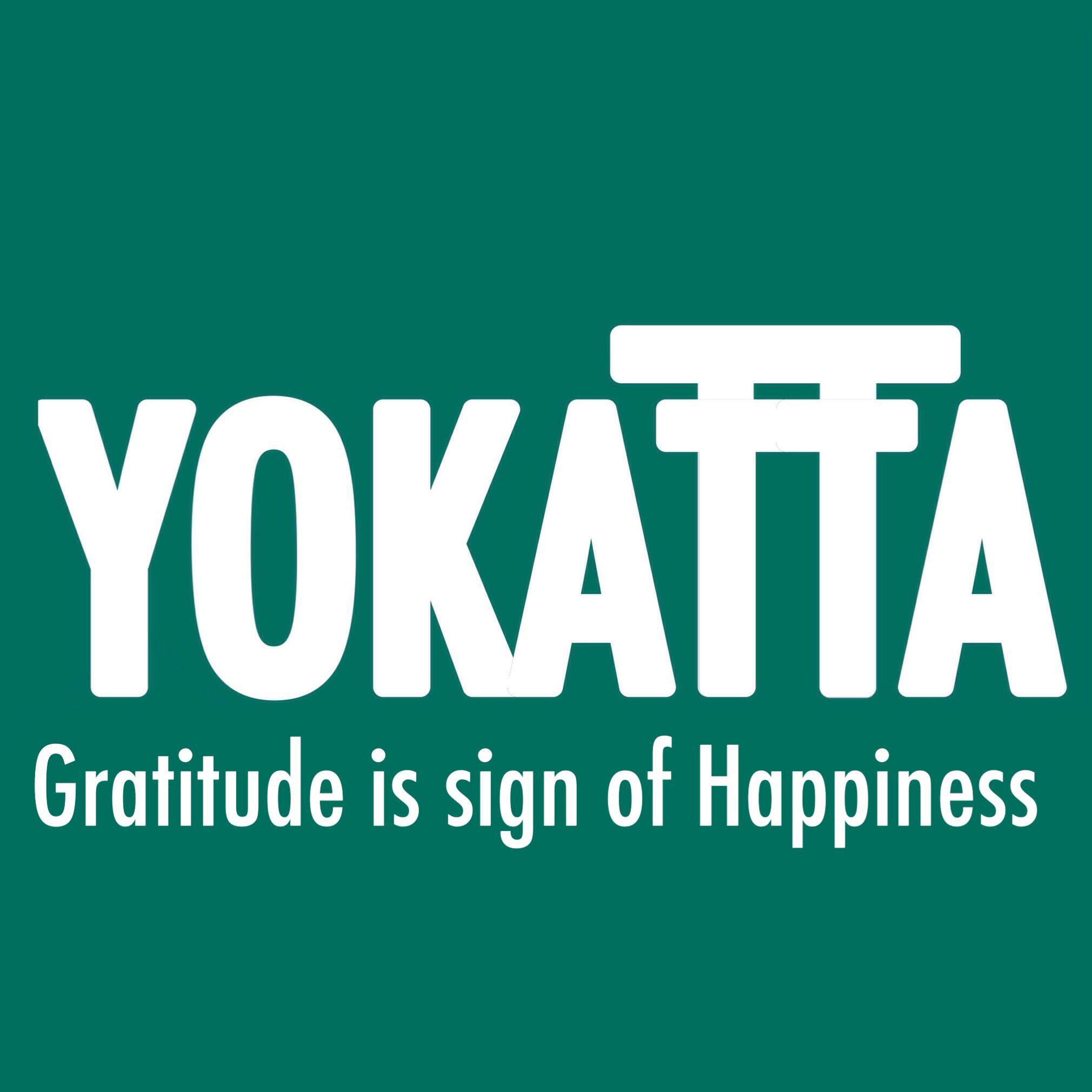 YOKATTA