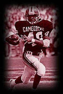 1988-1991 - Robert Brooks, receiver