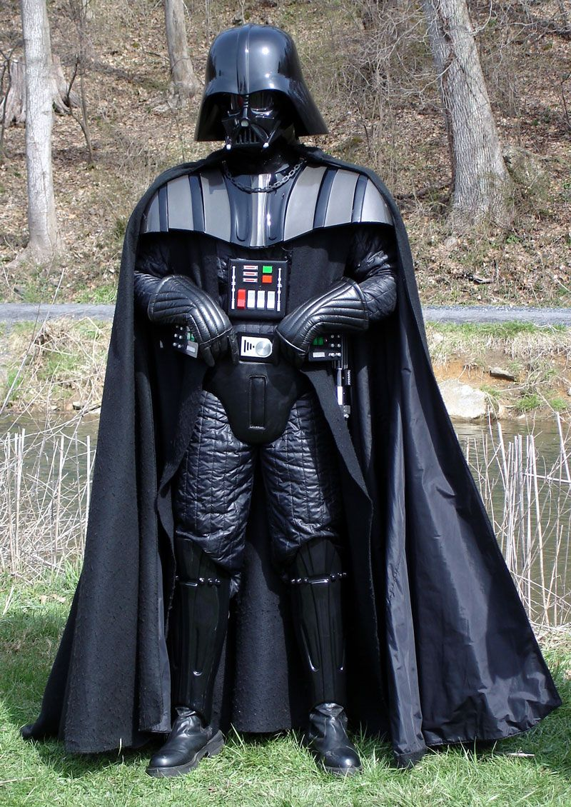 darth vader 800 1130 halloween pinterest holiday fun and costumes. Black Bedroom Furniture Sets. Home Design Ideas