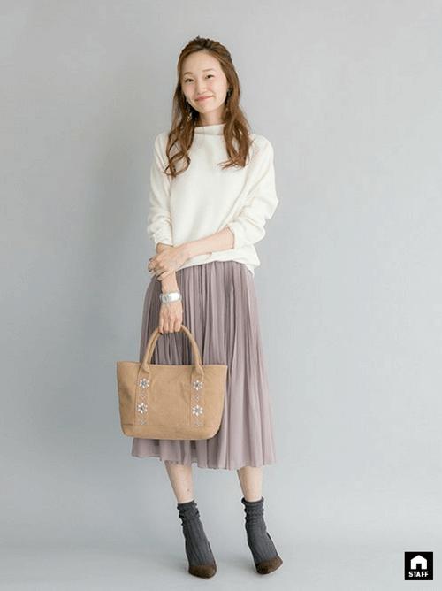 30代ファッション・春のレディースにマストなアイテムをご紹介