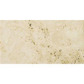 Emser 24 X 16 Ancient Beige Travertine Tile