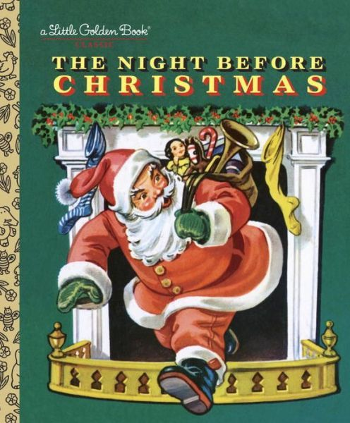 The Night Before Christmas by Clement C. Moore #Books #Kids #Christmas