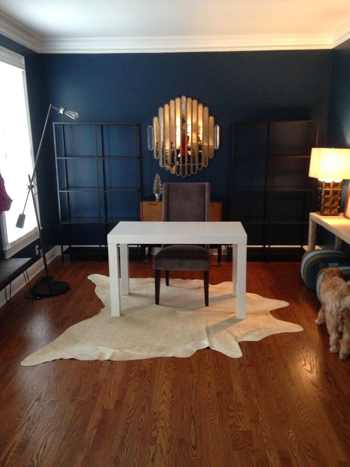 Benjamin moore 39 s gentleman 39 s gray i must say it looks - Benjamin moore paint for living room ...