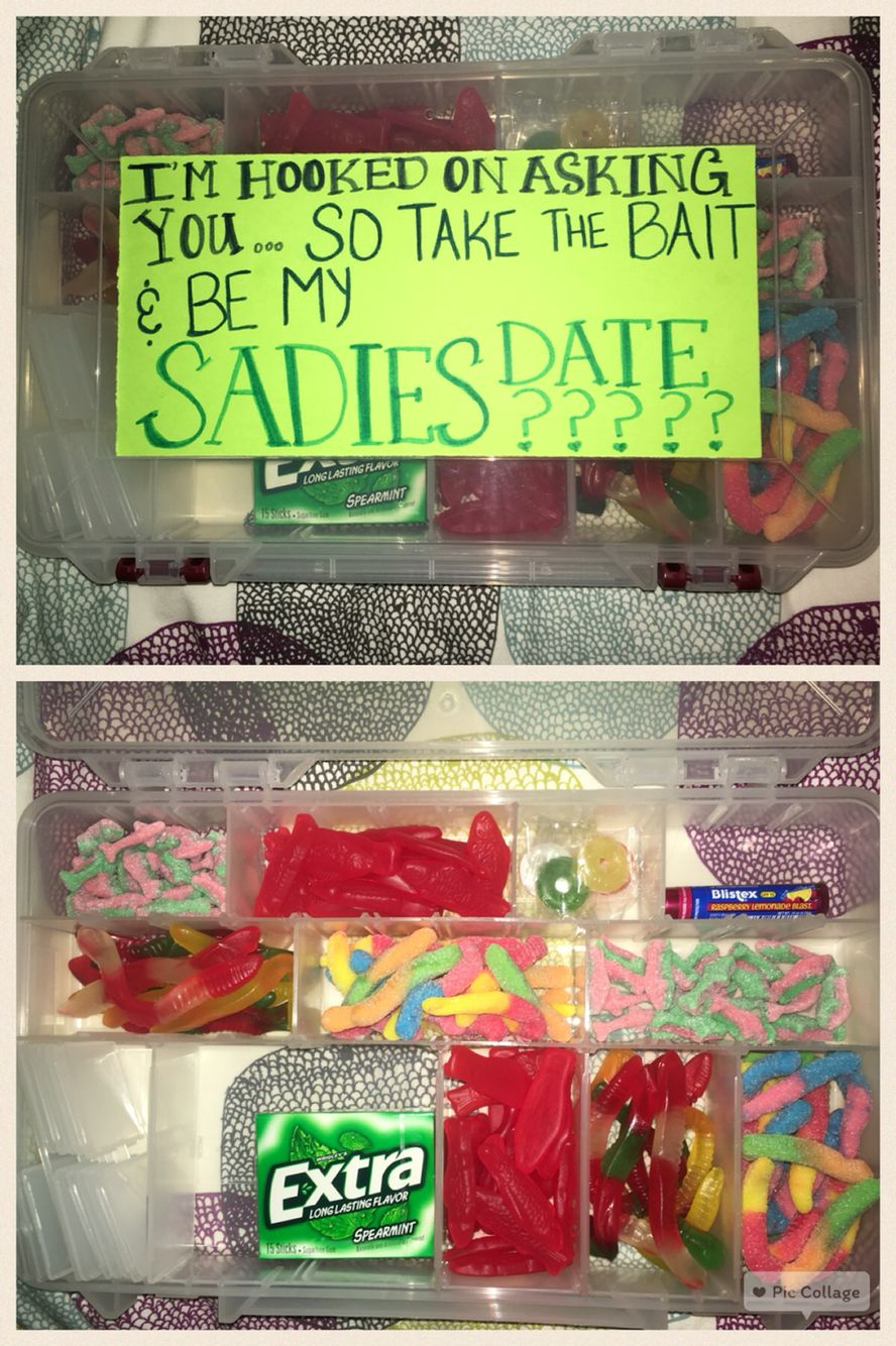 Sadie Hawkins proposal #hocoproposals