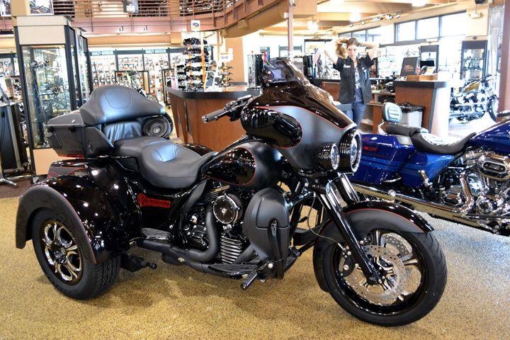 Dallas Harley Davidson >> 2013 Tri Glide Ultra Classic Built During The 2012