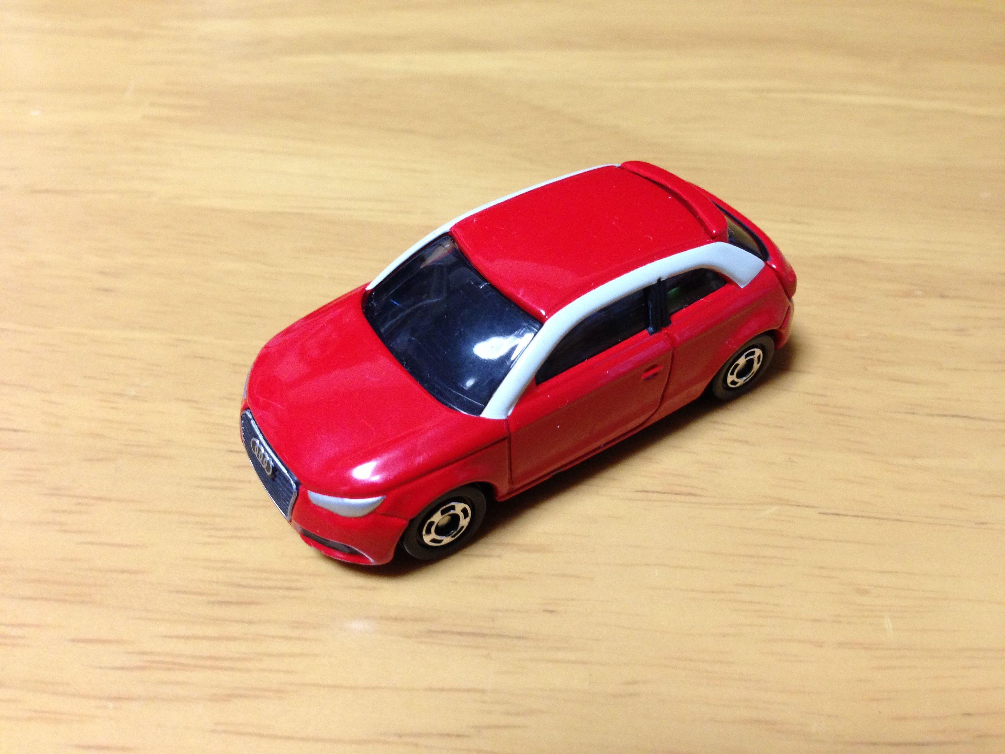 2012 Tomica No 111 S 1 60 Audi A1 Audi A1