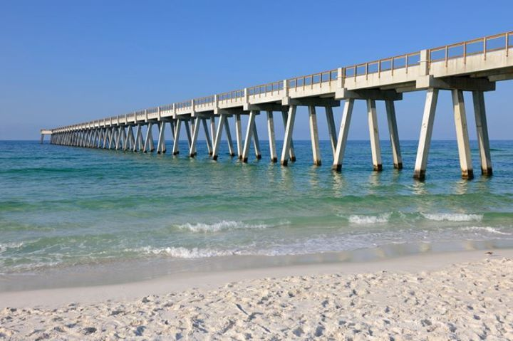 I've been on the phone with Navarre Beach the Navarre Beach Pier Chamber of Commerce and Tourist Department. Getting things set up for a long-lasting and productive program with Karate By The Sea! It's going to be a wonderful venture that I'm certain you will enjoy! First class is tomorrow Thursday July 6th at 6:30pm underneath the Navarre Beach Pier! First class is free so come wearing comfortable clothes you don't mind getting wet/dirty! Kids teens adults everyone is welcome!