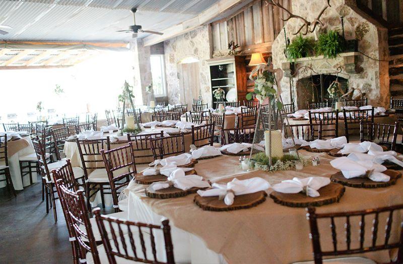Rustic Texas Ranch Wedding