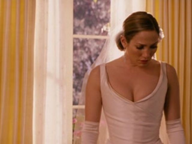 Monster In Law Wedding Dress Wedding Dresses In Cinema And In Television