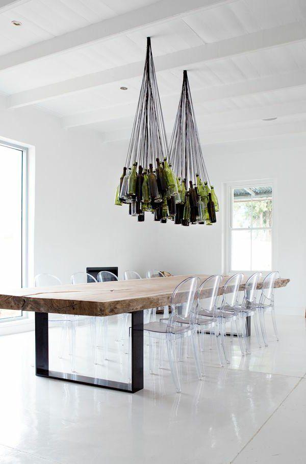 Les chaises de salle à manger - 60 idées - Archzinefr Kitchens