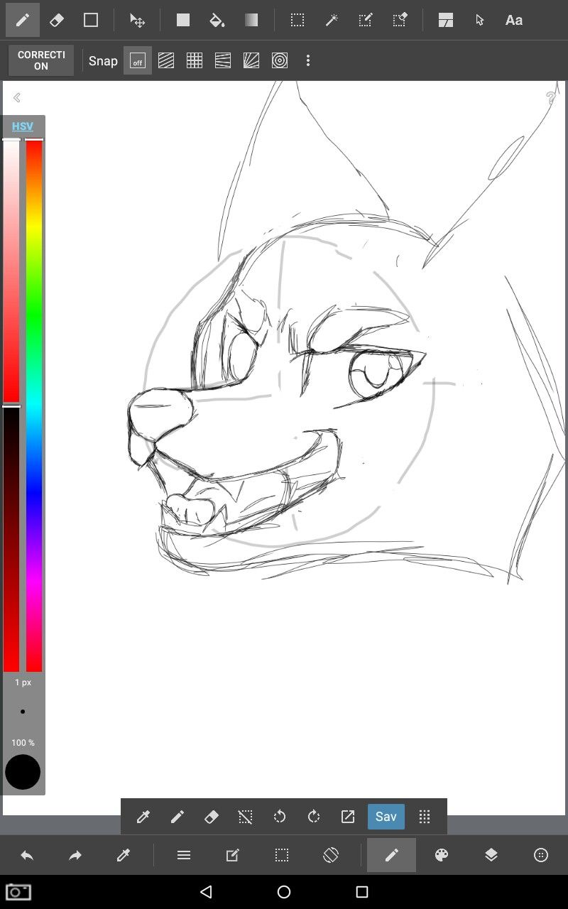 Wip On A New Drawing App I Got Didn T Like Drawcast Xd So Yeah