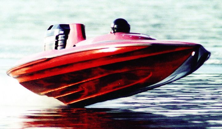 Slant Back Wooden Runabout Wooden Boat Building Wooden Boats
