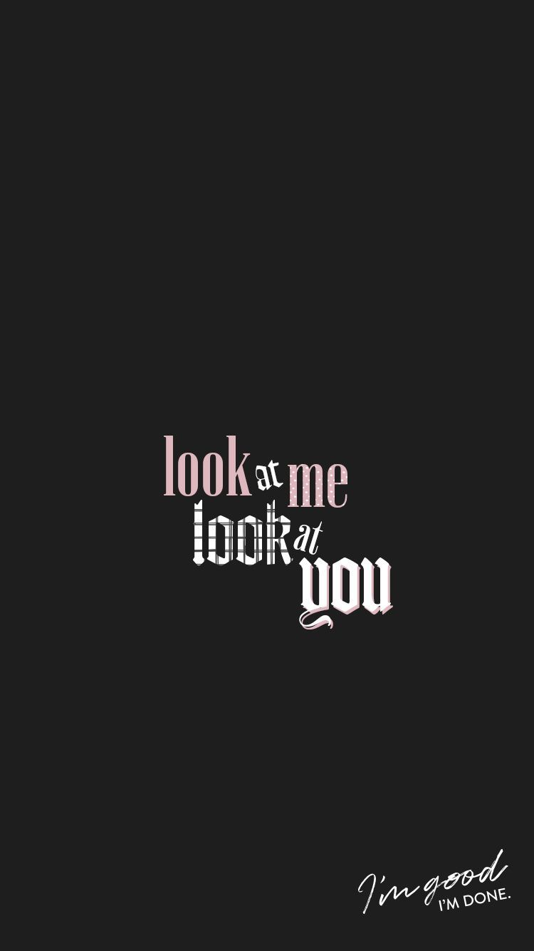 BLACKPINK - How You Like That Lyrics — I'm Good. I