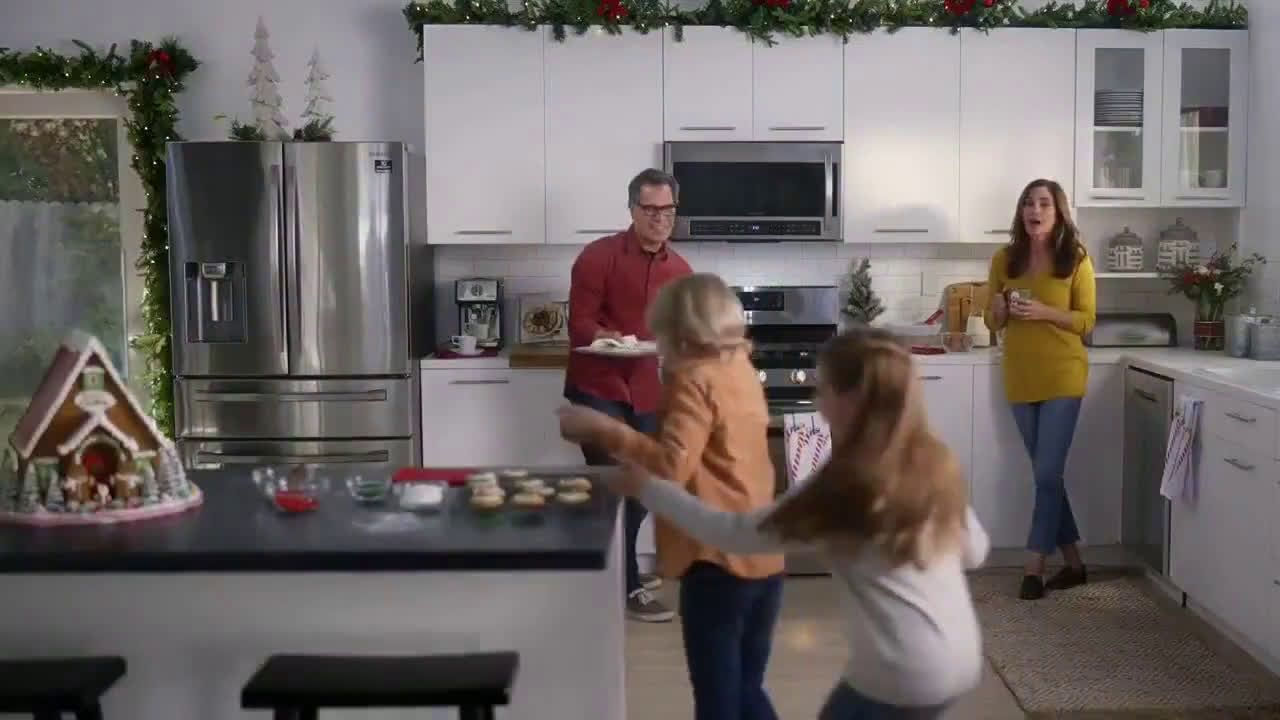 The Home Depot Black Friday Savings Right Away Whirlpool Stainless Steel Kitchen Package Tv Commercial 2019 Black Friday Savings Laundry Pair Tv Commercials