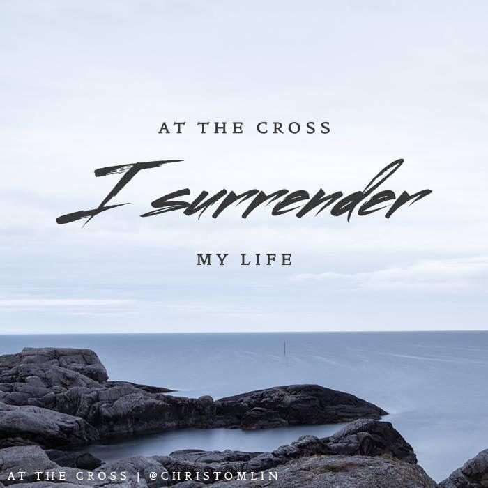 At the cross - Chris Tomlin
