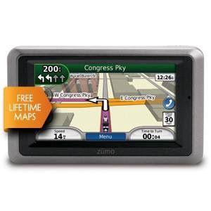 Garmin Zumo 660 met LifeTime updates aangeboden in de