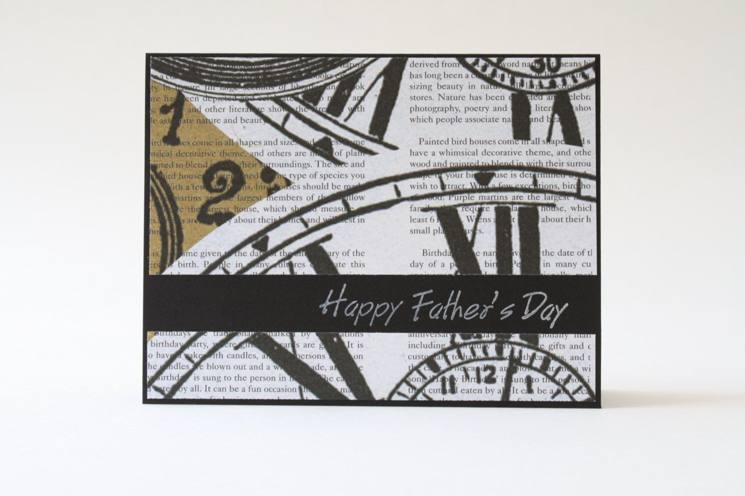 Father's Day, Handmade Card, Stamped Card, Greeting Card, Handcrafted Card, Card for Dad, Card for Uncle, Card for Brother, Card for Grandpa by BeyondTheReam on Etsy