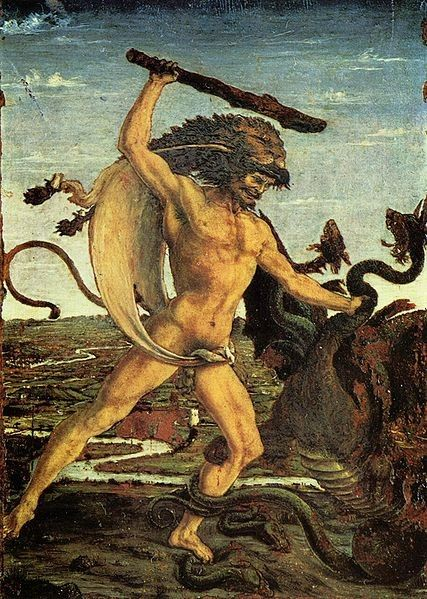 Hercules And The Hydra Heracles Pinterest Mythology Greek