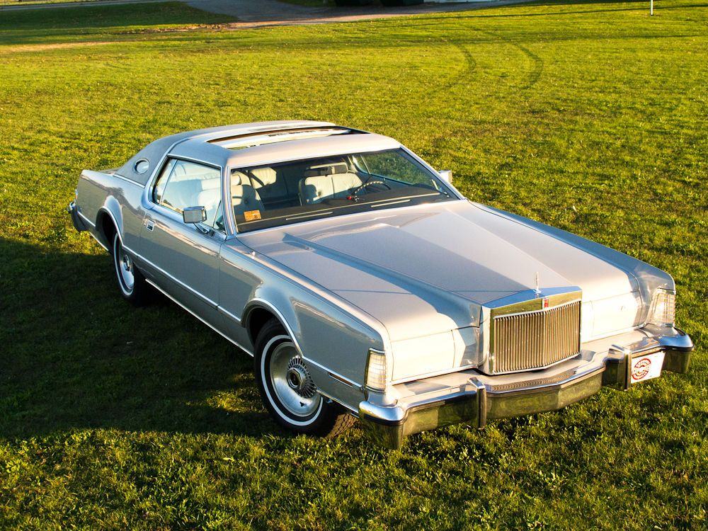 Lincoln : Continental Mark IV | Cars, Vehicle and Luxury cars