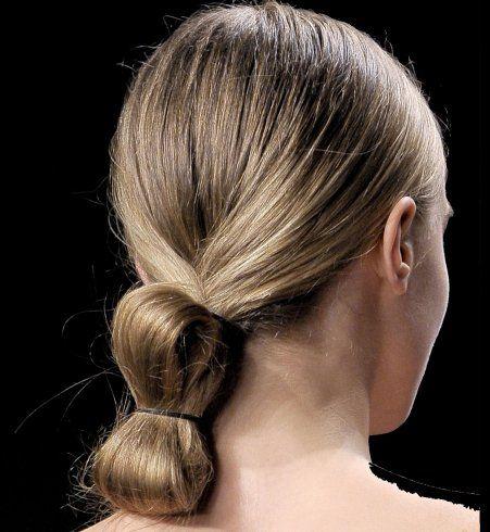 Chignon tendance 47 modèles de chignons HAIR Chignon