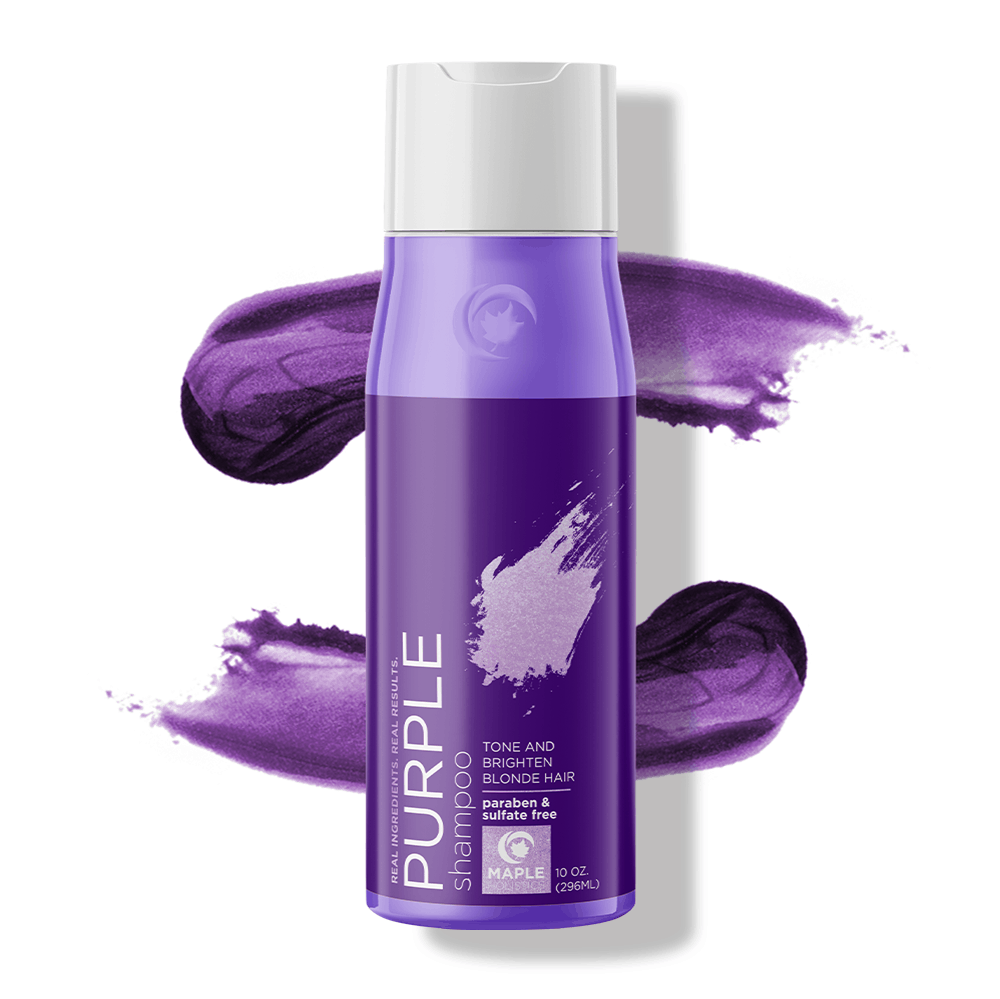 DIY Purple Shampoo Toner Recipe And Guide