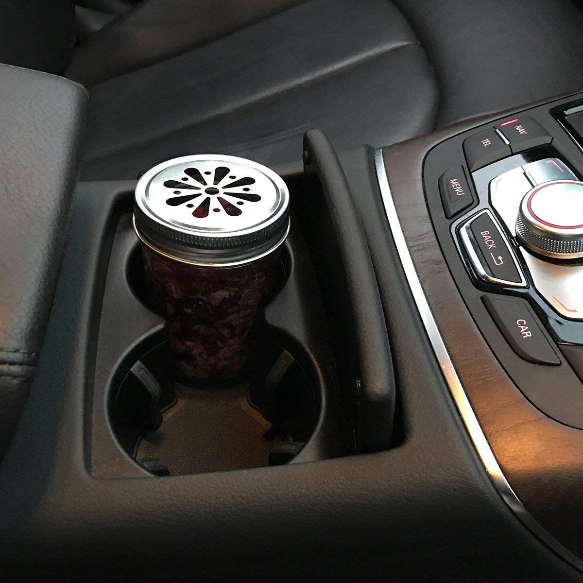 ose & Lavender Aromatherapy Car Air Freshener