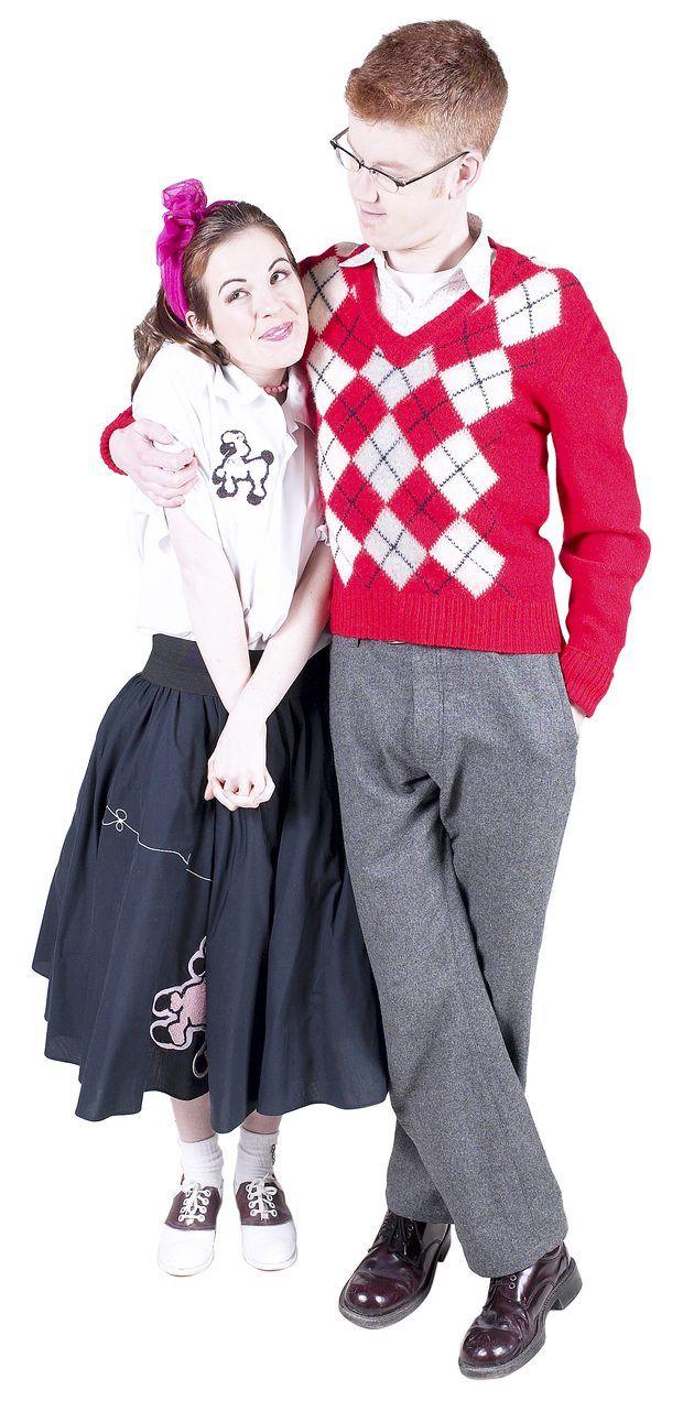 Vestimenta de hombres mujeres adolescentes y ni os durante la d cada de 1950 como se vestian - Nino 6 anos se hace pis ...