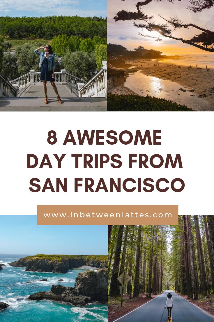 8 Off Beat Day Trip Ideas From San Francisco California In Between Lattes Bay Area Weekend Getaway Best Weekend Getaways Day Trips