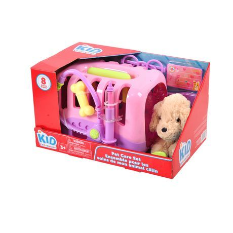 Kid Connection Pet Care Set Kids Connection Pet Care Pets