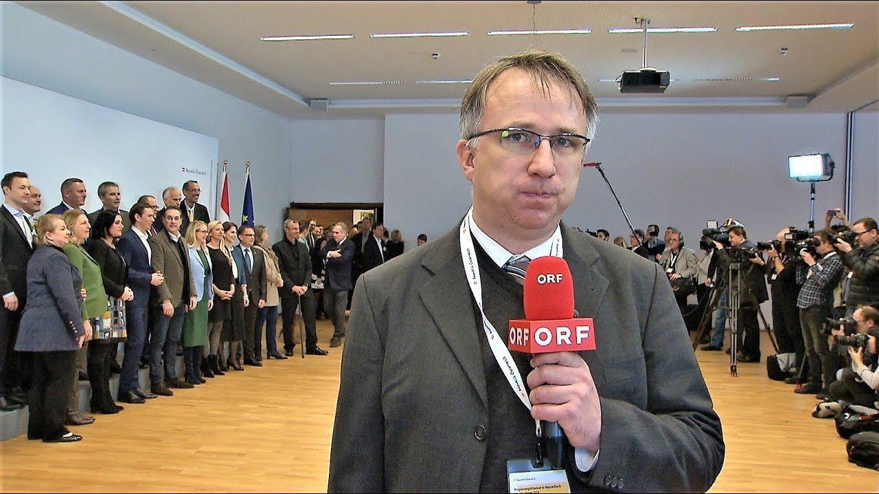 Osterreich 2019 Peter Klien Zur Regierungskla Osterreich