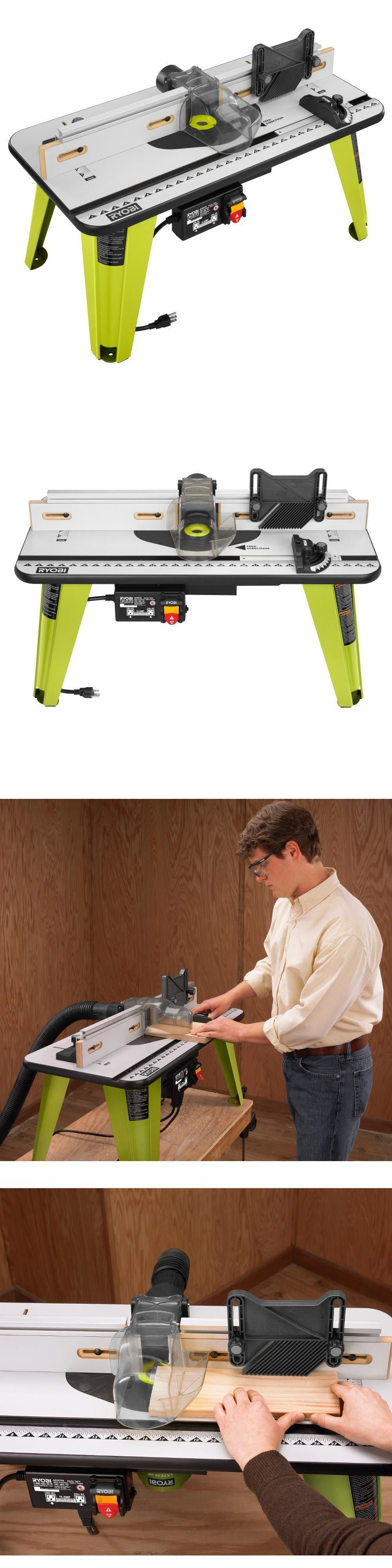 Router Tables 75680 Ryobi Universal Router Table Buy It Now
