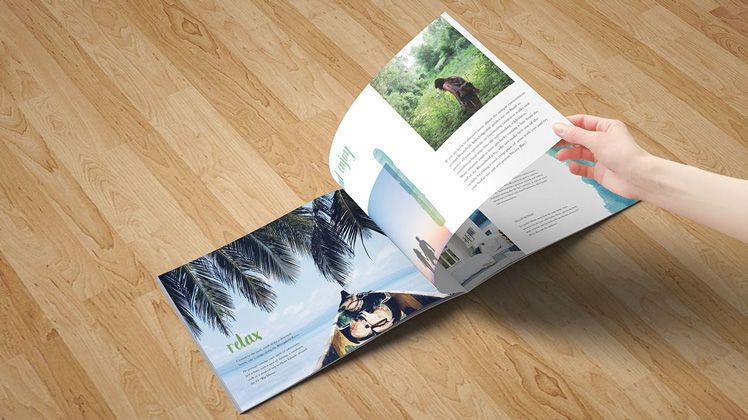 bloomfield resort brochure Caribbean Marketing Hotel brochure