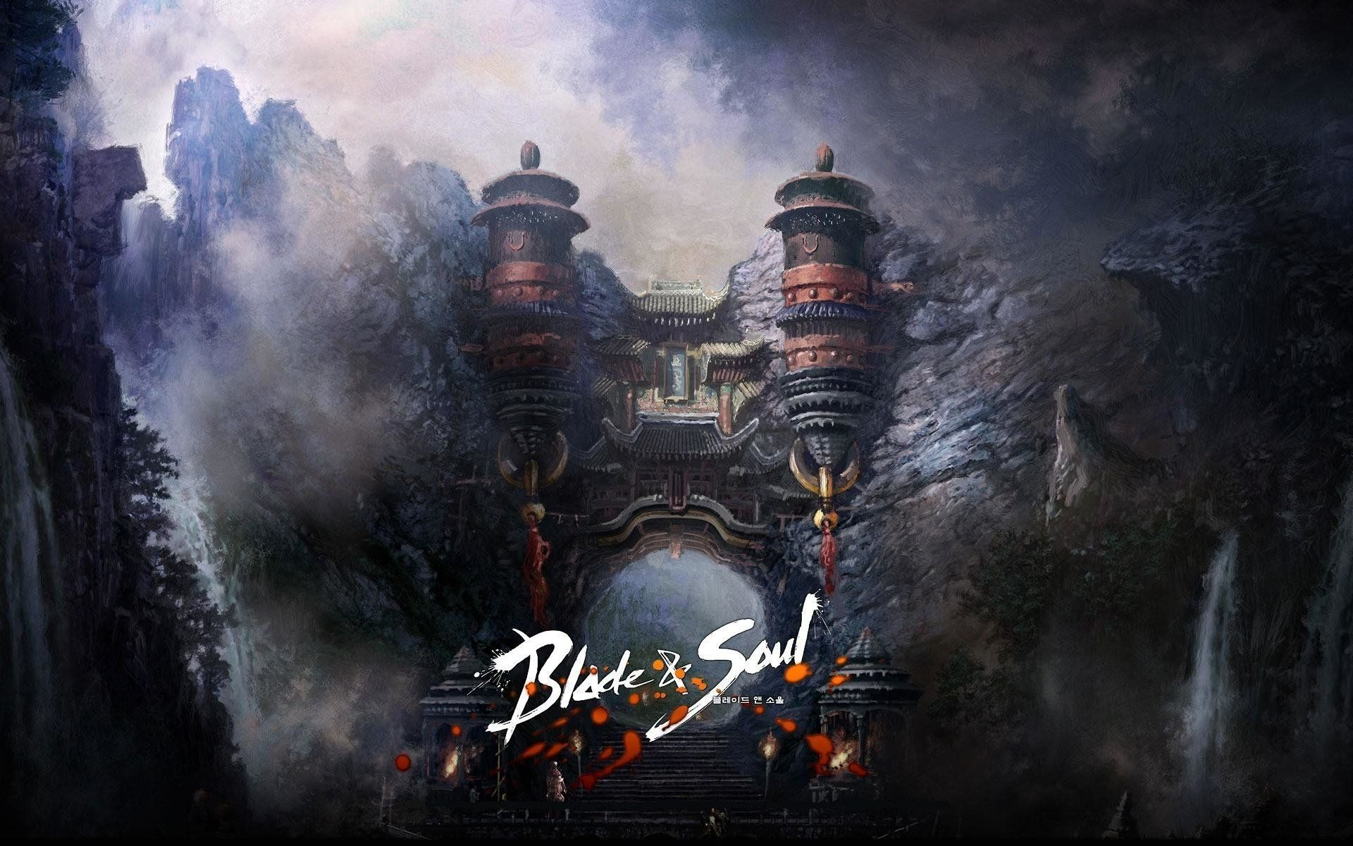 Video Game Blade Soul Wallpaper Blade And Soul Soul Wallpaper Free Desktop Wallpaper