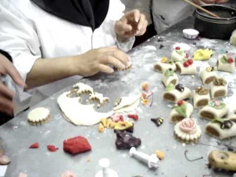 Gateaux algerien en youtube