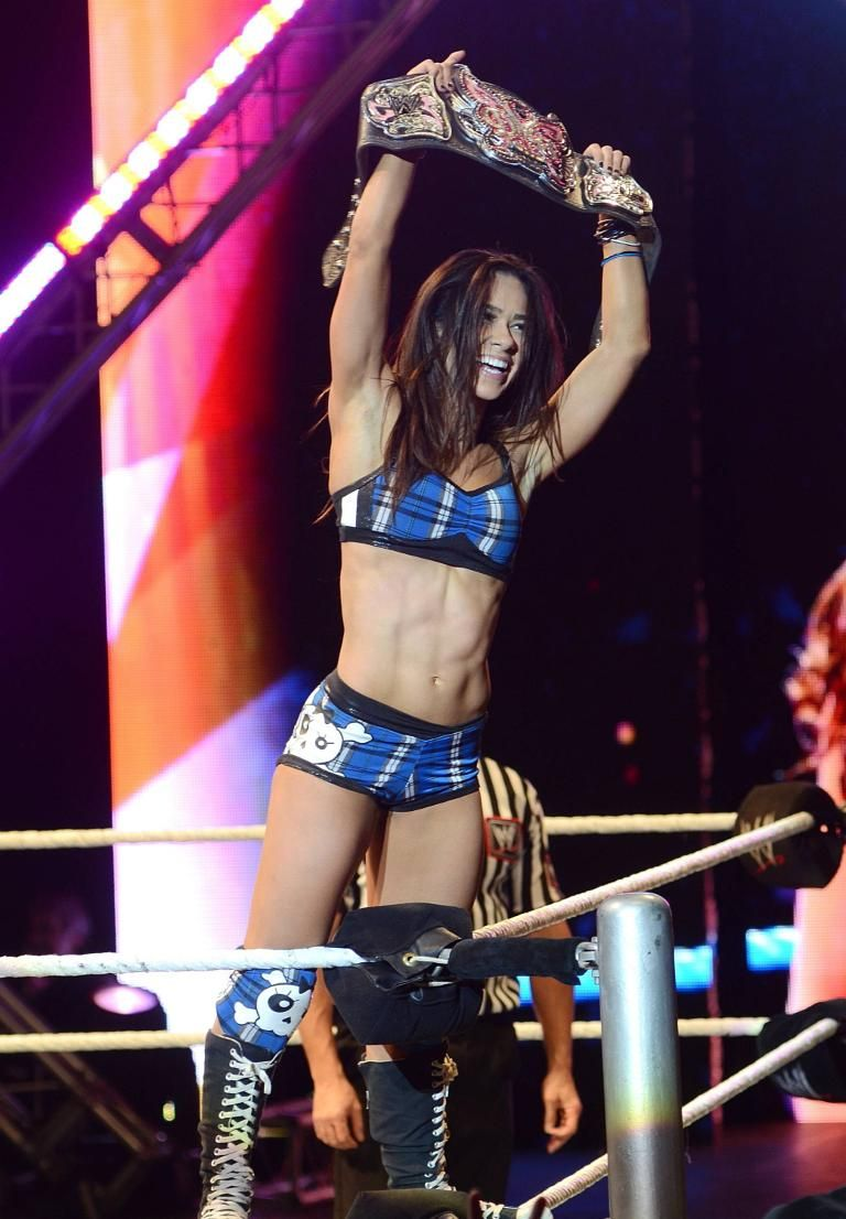 Aj Lee Pioneer Of The Women S Evolution 3x Champion 2x Woman Of The Year Ny Times Best Seller Crazy Is My Superpow Aj Lee Wwe Girls Wrestling Divas