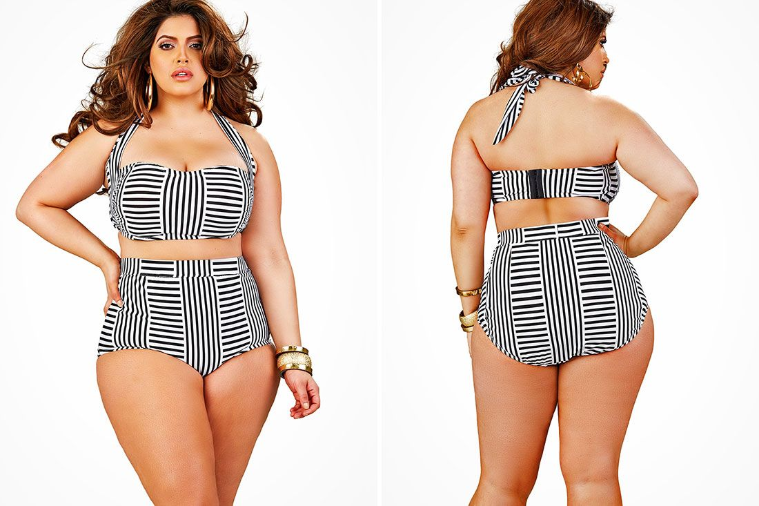 20 so hot and so colorful plus size bathing suits | bathing suits