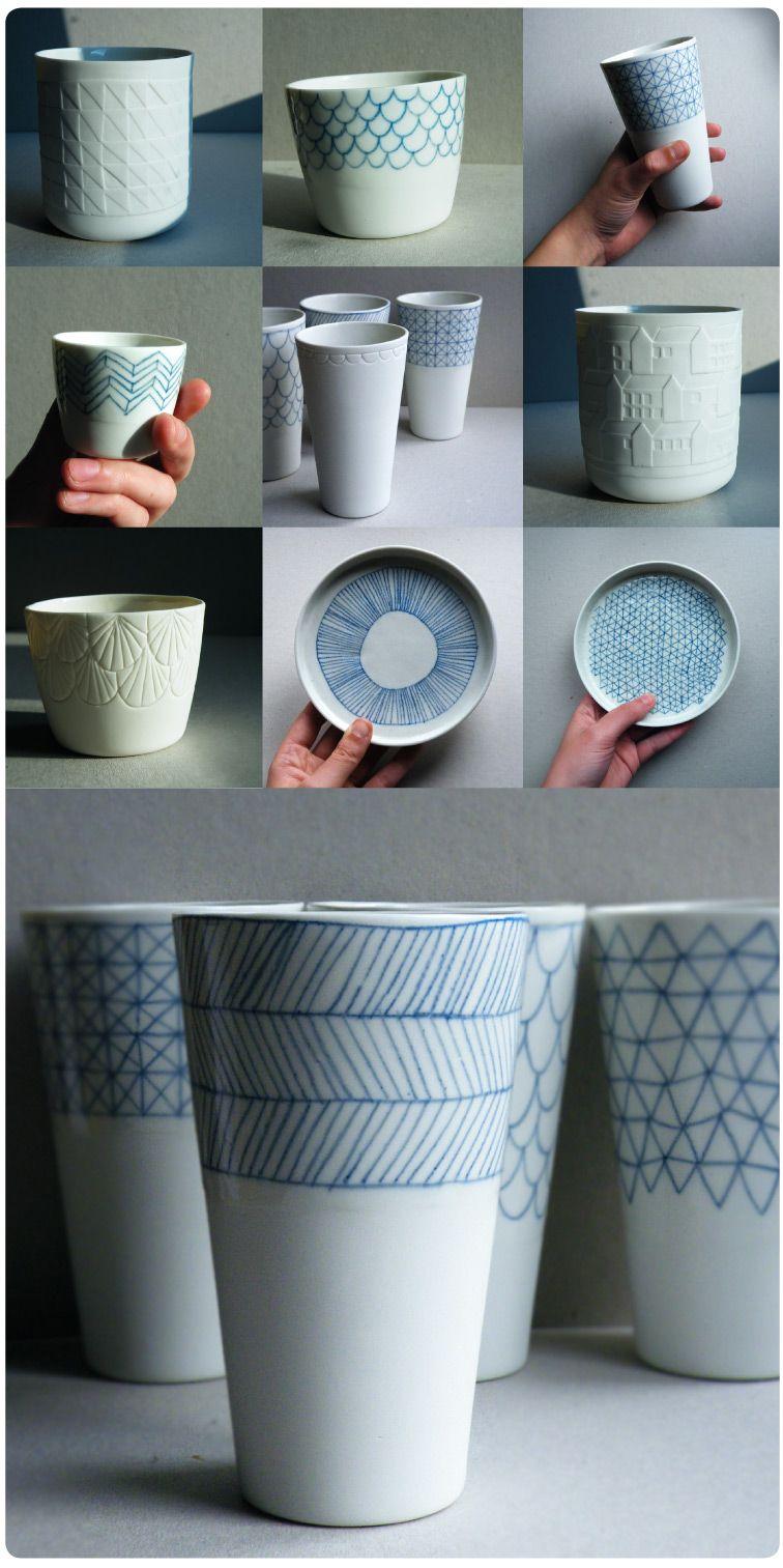 Atelier Halo Such Nice Stuff Ceramics Porcelain
