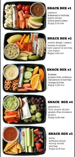 KIDS SNACK BENTO BOXES  Recipes Arena Site