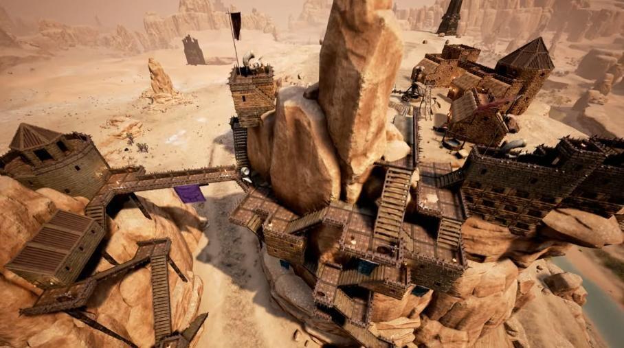 Conan Exiles Buildings And Structural Integrity Conan Exiles