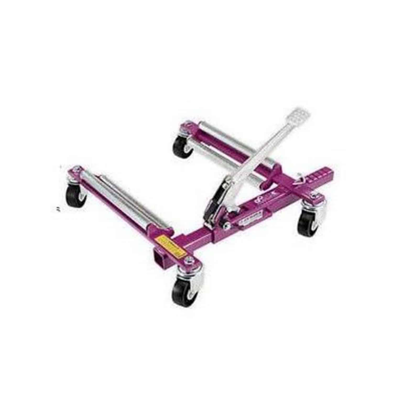 GoJak G4520 SuperSlick Hydraulic Car Dolly | Hydraulic cars, Wheel dollies,  Hydraulic