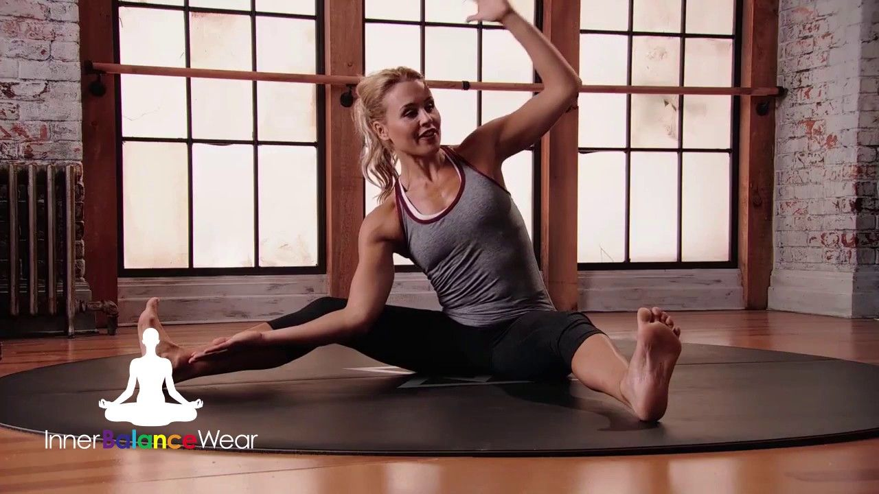 Yoga For Amateurs Wide Leg Ql Stretch Brought To You By