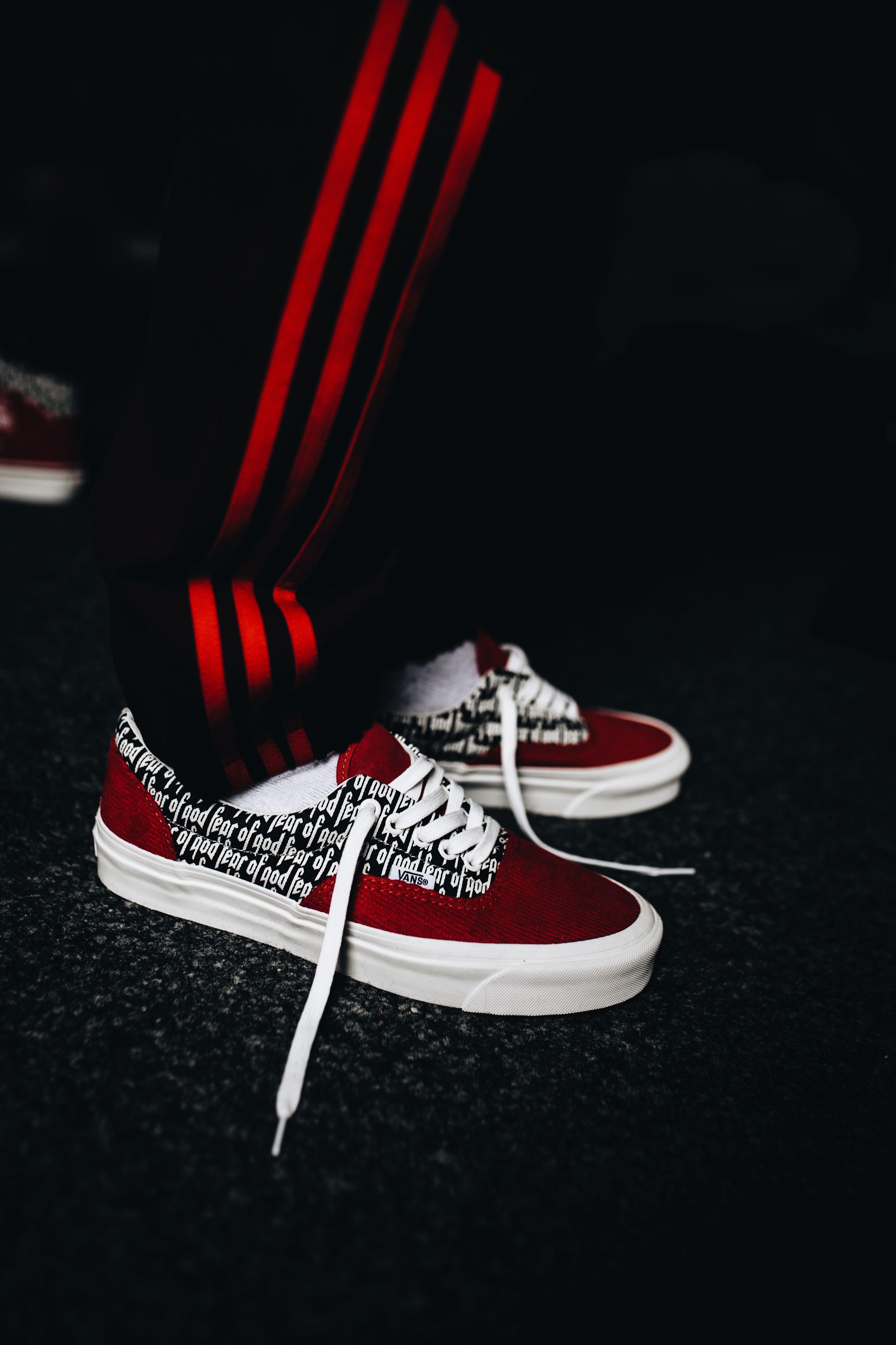 Fear Of God X Vans Mountain Edition 35 Dx Era 95 Dx Eu Kicks Sneaker Magazine Ropa Streetwear Zapatillas Ropa