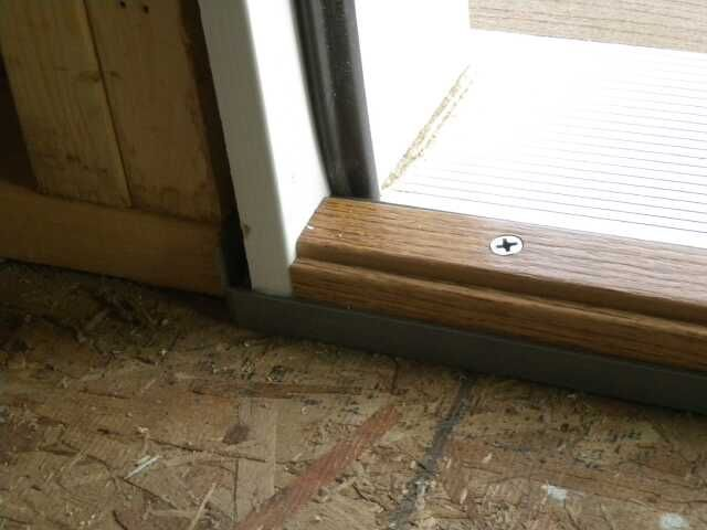 Exterior Doors Aluminum Door Threshold Architecture Pinterest