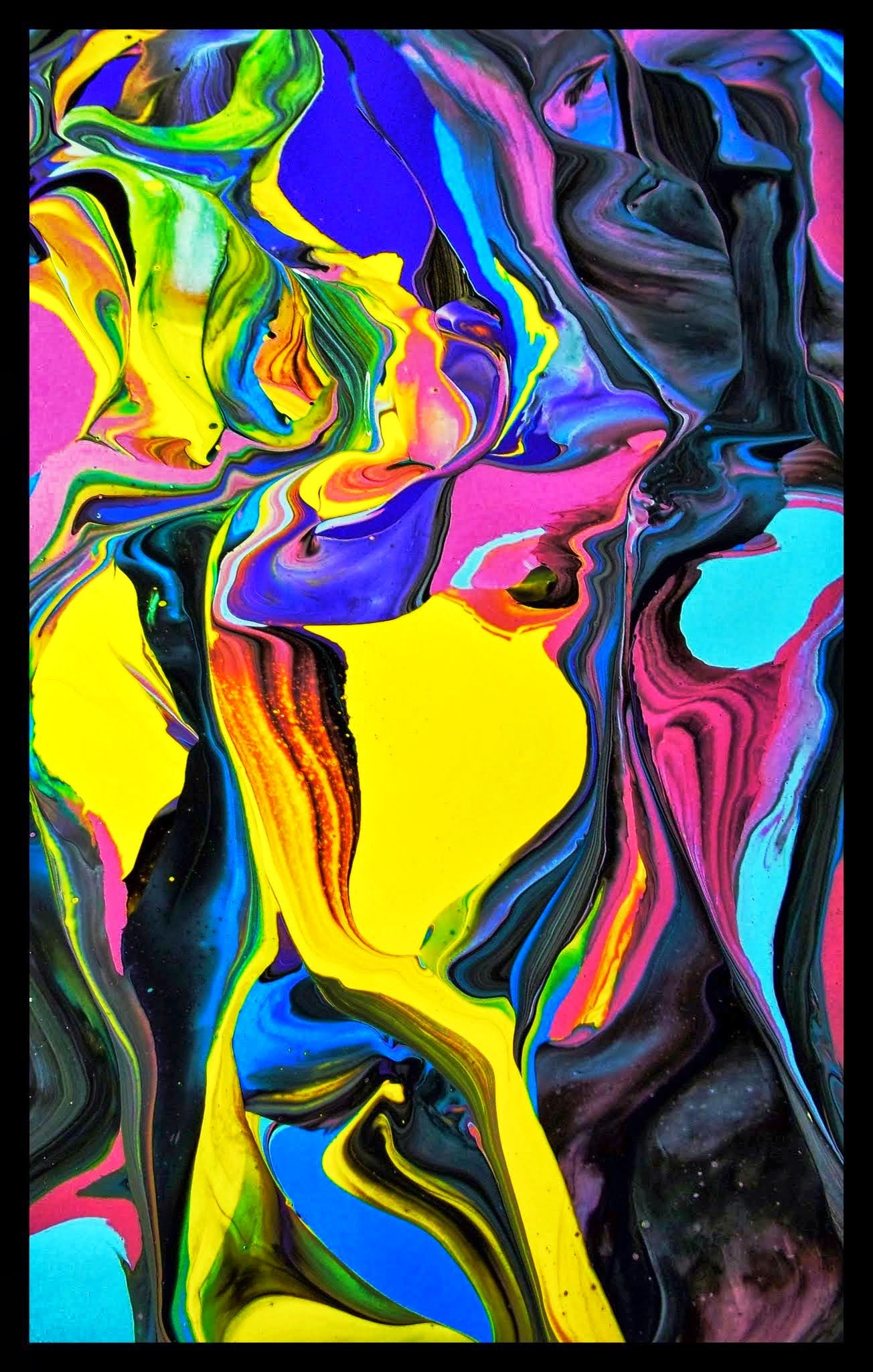 Pin by Trey Coppland Design on Abstract Art by Trey