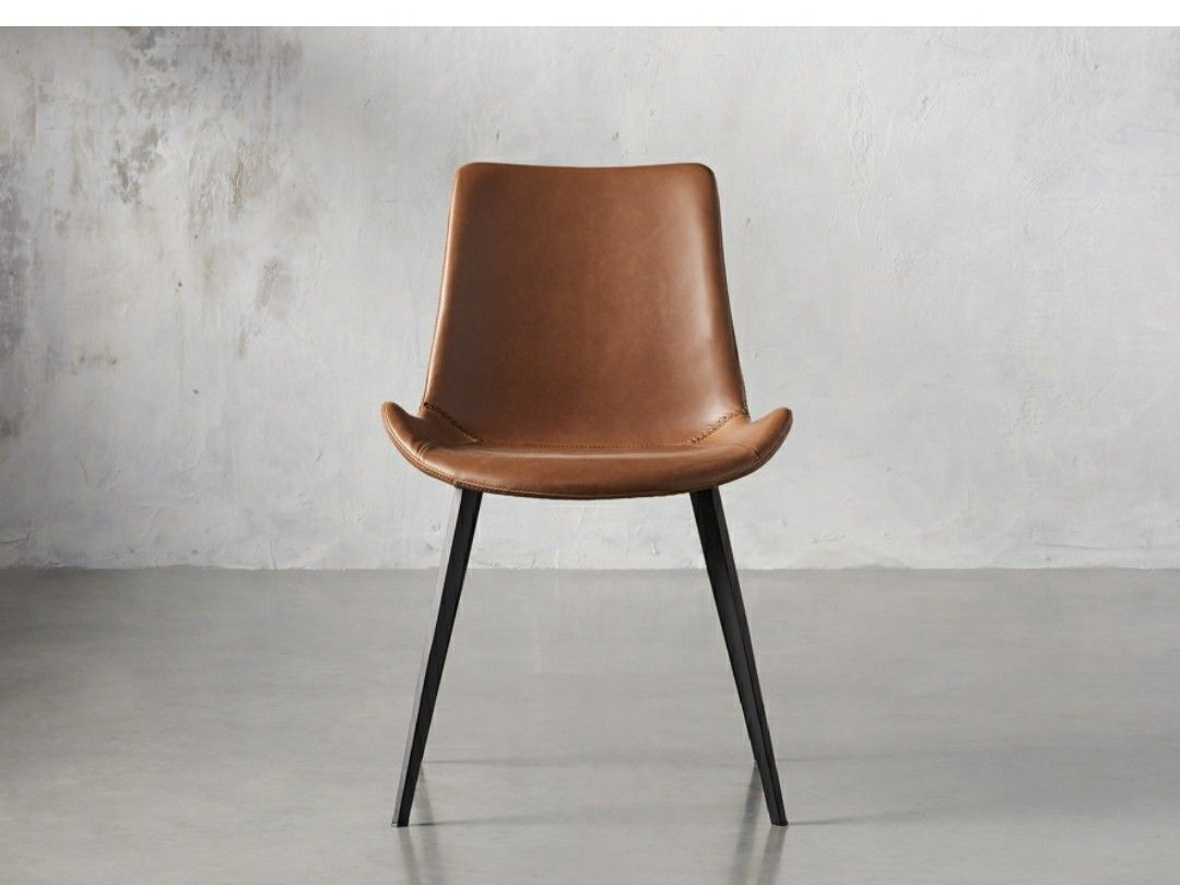 Arhaus Gage Leather Chair In 2020